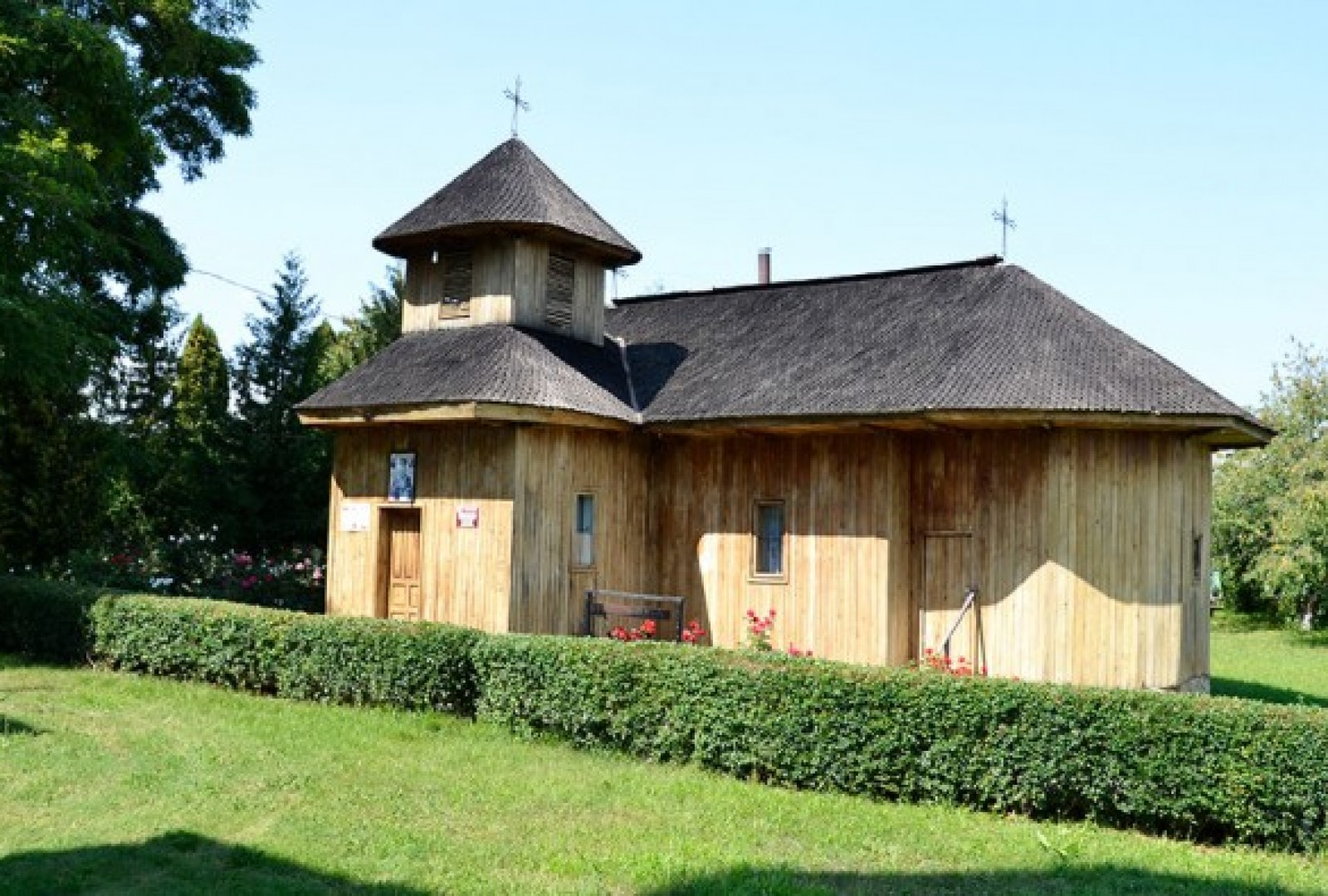 biserica sf nicolae parincea