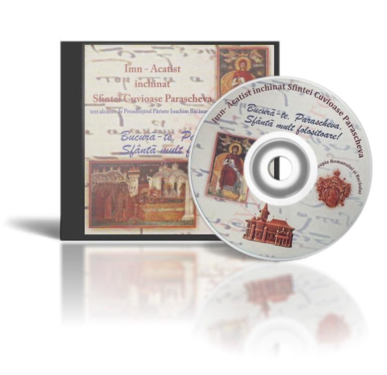 CD - Acatist Sf. Cuvioasa Parascheva