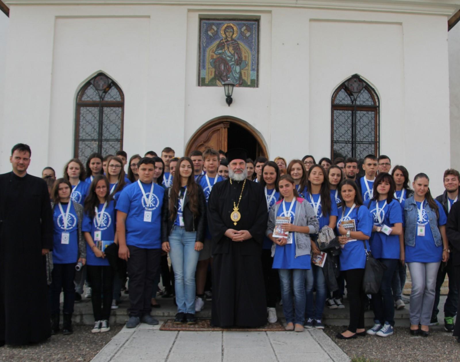 Tineri din A.R.B. la Reuniunea Națională a Tinerilor Ortodocși – Baia Mare 5