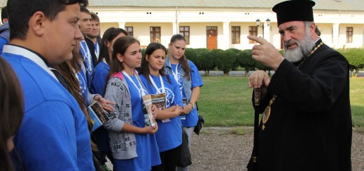 Tineri din A.R.B. la Reuniunea Națională a Tinerilor Ortodocși - Baia Mare 4