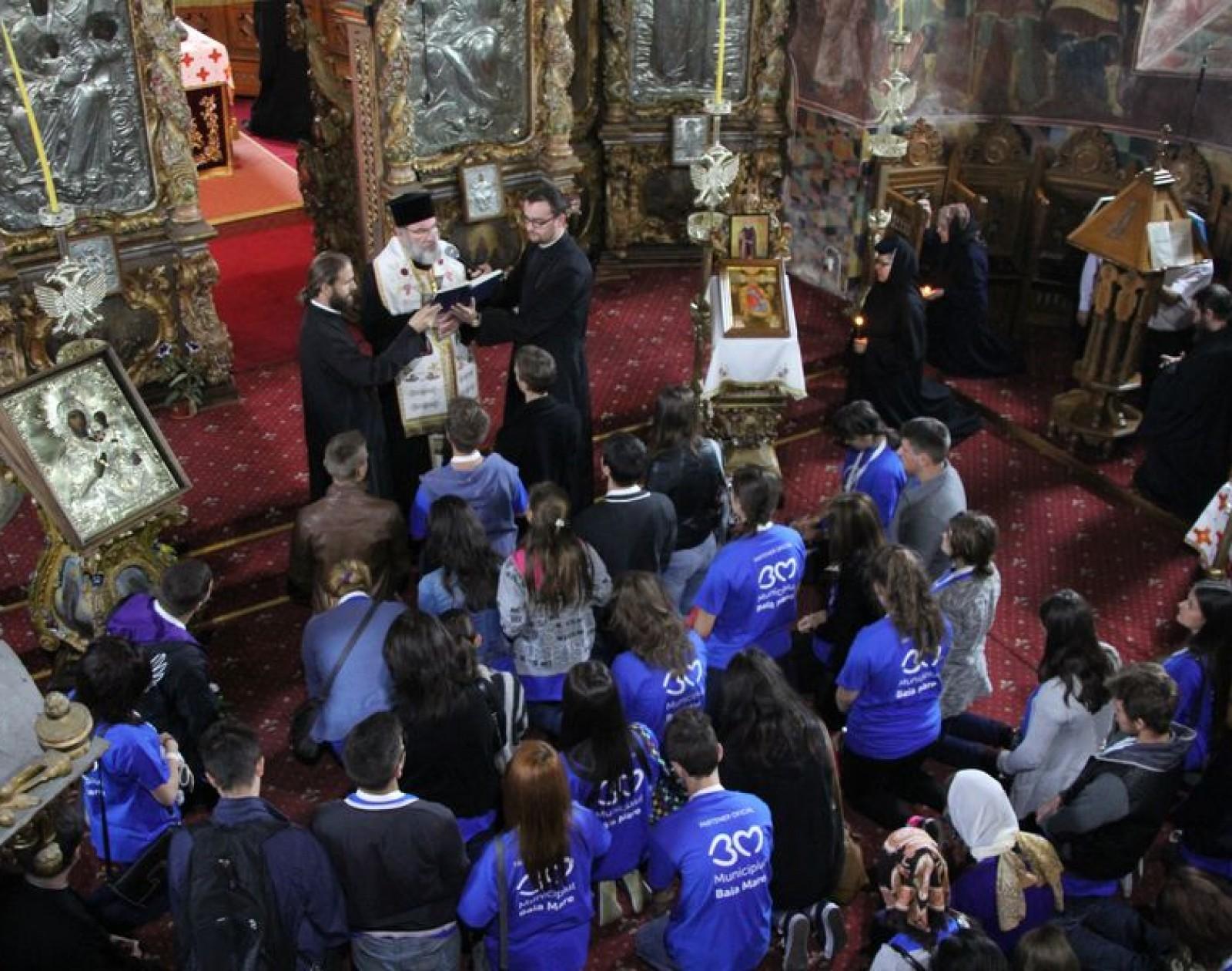 Tineri din A.R.B. la Reuniunea Națională a Tinerilor Ortodocși – Baia Mare 3