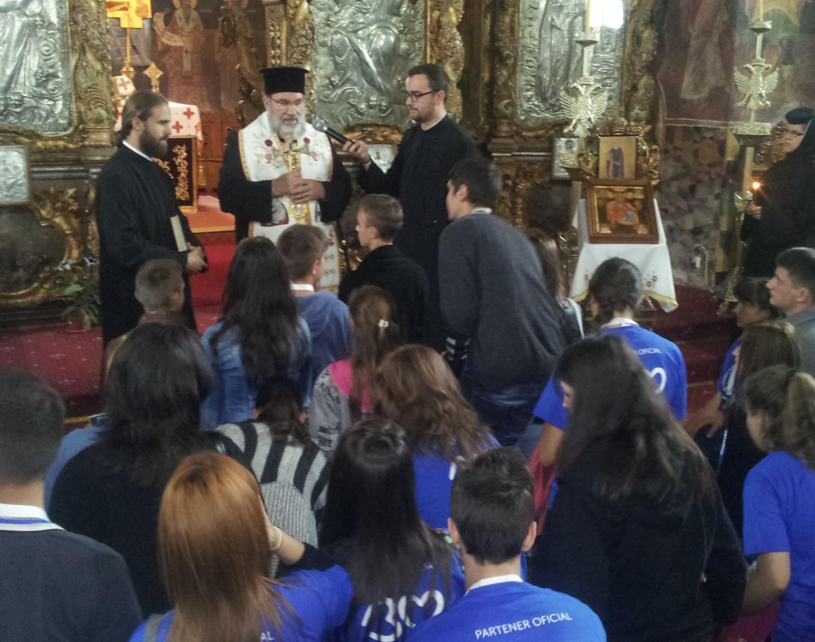 Tineri din A.R.B. la Reuniunea Națională a Tinerilor Ortodocși – Baia Mare 2