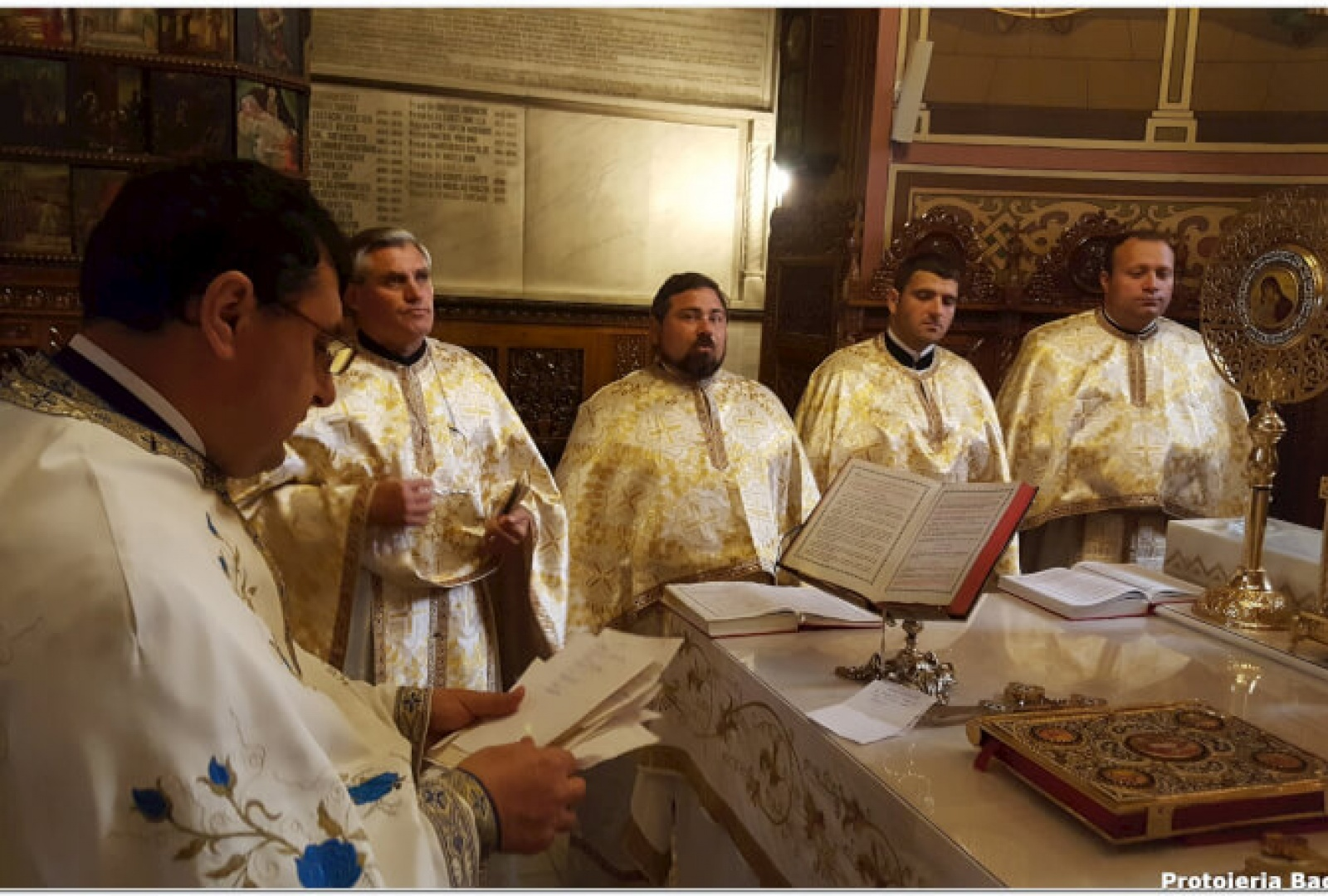 Catedrala Sf. Nicolae Bacău – iunie 2016 20160623_091447
